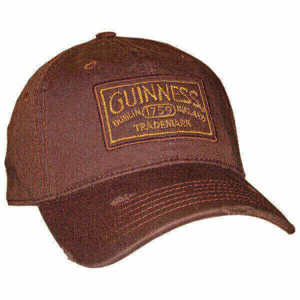 2c3f3b65138 Guinness Hat Distressed - Comfortably Irish