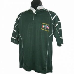 American First - Irish Always: Rugby Shirt