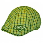 Guinness Hat - Traditional Plaid