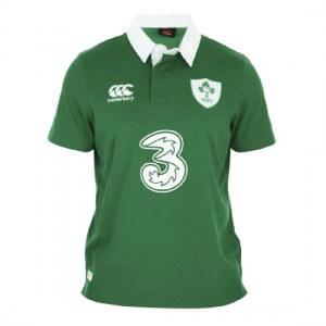 Irish Rugby Shirt - Classic Style