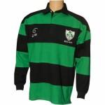 Irish Rugby Shirt - Shamrock Crest