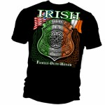 Irish-American Police Shirt